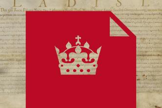 Akt urodzenia Pragi | Prezentacja oryginalnego aktu lokacji z XVII wieku