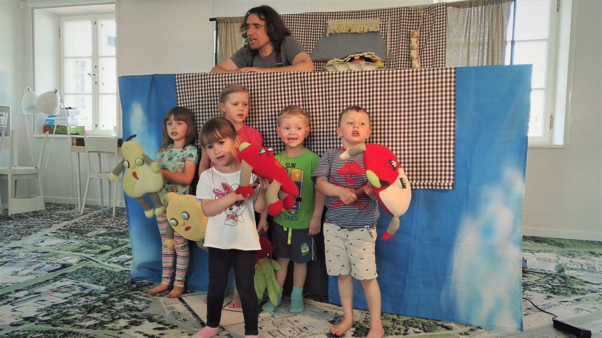 Muzeum dla maluchów czerwiec 2017