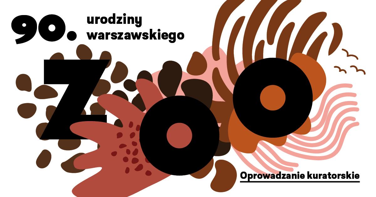 Oprowadzanie kuratorskie po wystawie 90. urodziny warszawskiego ZOO