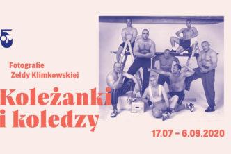 Koleżanki ikoledzy. Fotografie Zeldy Klimkowskiej